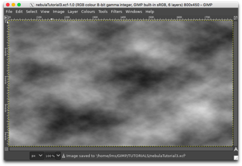 Appearance of the Nebula Solid Noise layer